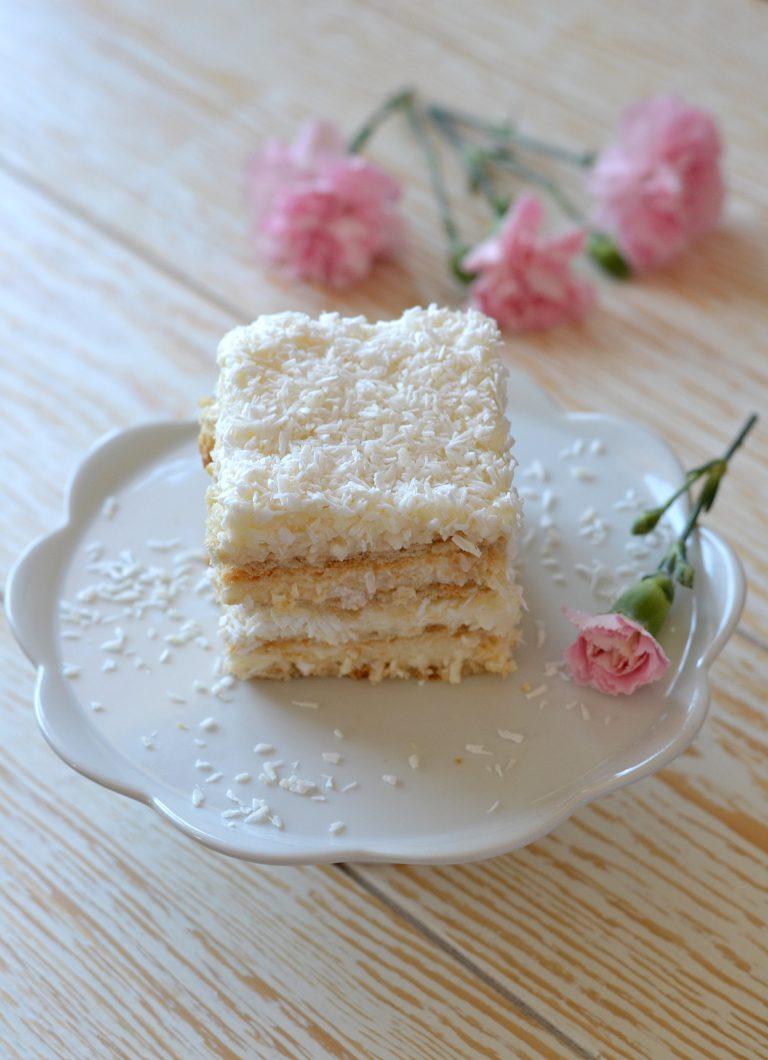 Dzień Mamy i ciasto Rafaello
